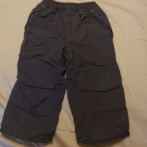 Lined Athletic Style Pants/ or Snow Pants